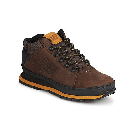 New Balance H754 men's Mid Boots in Brown