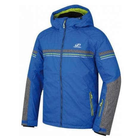 Hannah IRFAN blue - Men's ski jacket