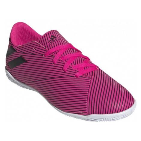 adidas NEMEZIZ 19.4 IN J pink - Kids' indoor shoes