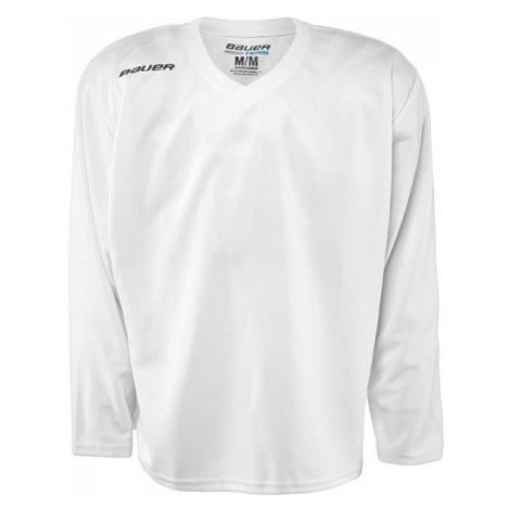 Bauer 200 JERSEY YTH white - Children's ice hockey jersey