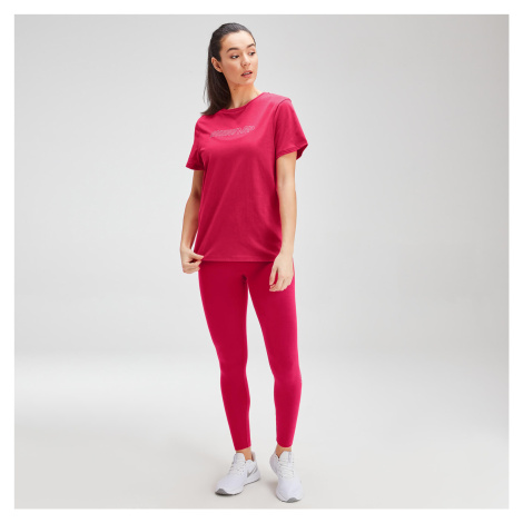 MP Women's Outline Graphic T-Shirt - Virtual Pink