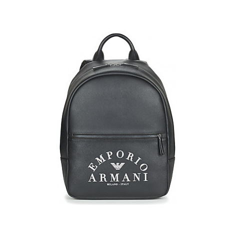 Emporio Armani Y4O165-YFE5J-83898 men's Backpack in Black