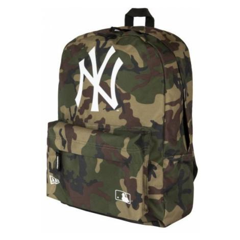 New Era MLB STADIUM BAG NEW YORK YANKEES brown - Backpack