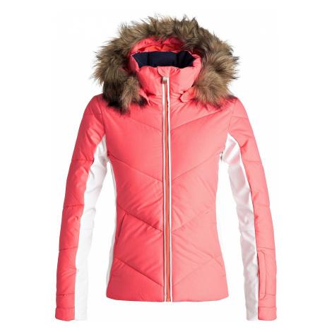 jacket Roxy Snowstorm - NKN0/Neon Grapefruit