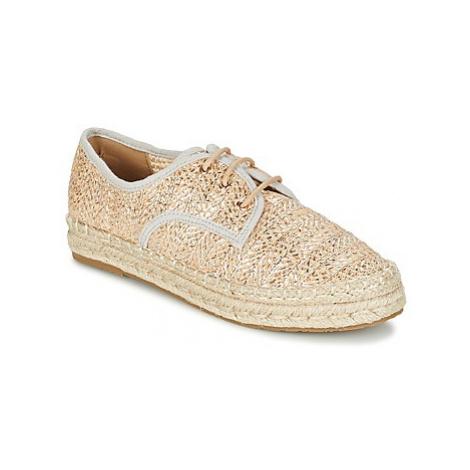 Xti OPAYA women's Espadrilles / Casual Shoes in Beige