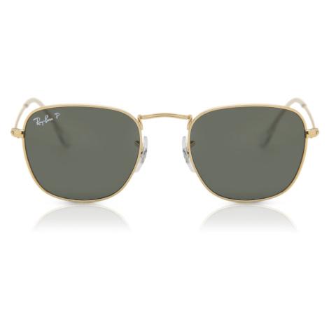 Ray-Ban Sunglasses RB3857 Frank Polarized 919658
