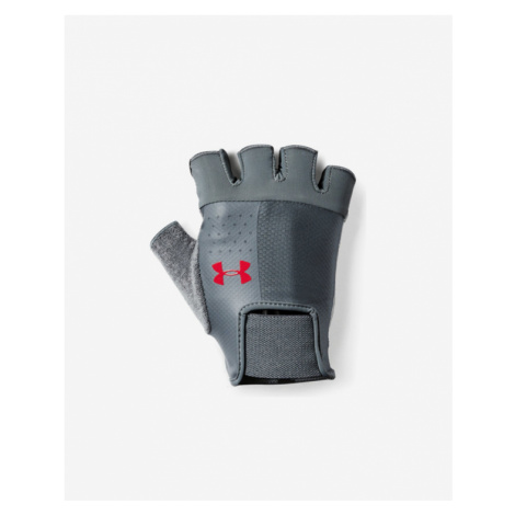 Under Armour Gloves Grey