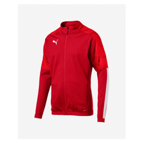 Puma Cup Training Jacket Red Colorful