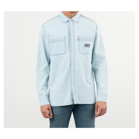 Levi's® Shirt Blue Denim Levi´s