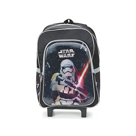 Disney TROLLEY STAR WARS GALAXY SAC A DOS girls's Children's Rucksack in Black
