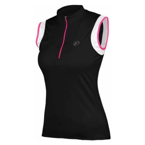 Etape PRETTY black - Women's jersey