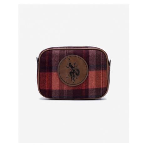 U.S. Polo Assn Newburgh Cross body bag Red Brown
