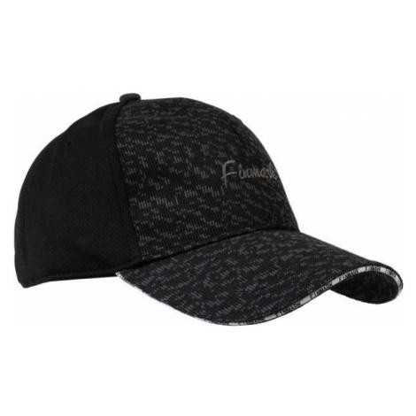 Finmark SUMMER CAP black - Summer baseball cap
