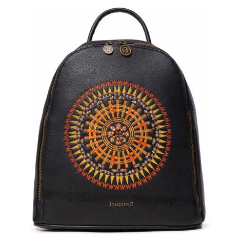 backpack Desigual 20SAKP20/African Mandala Nazc - 2000/Negro - women´s