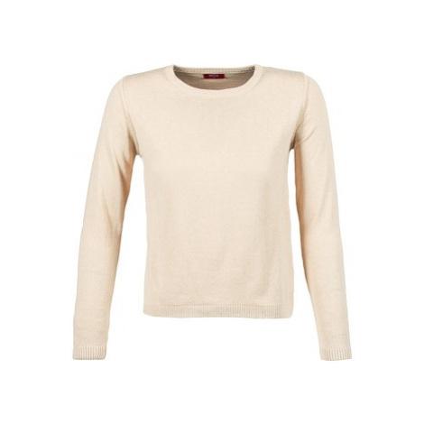 BOTD ECORTA women's Sweater in Beige