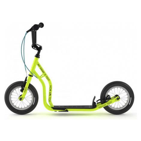 Yedoo TIDIT green - Children's kick scooter