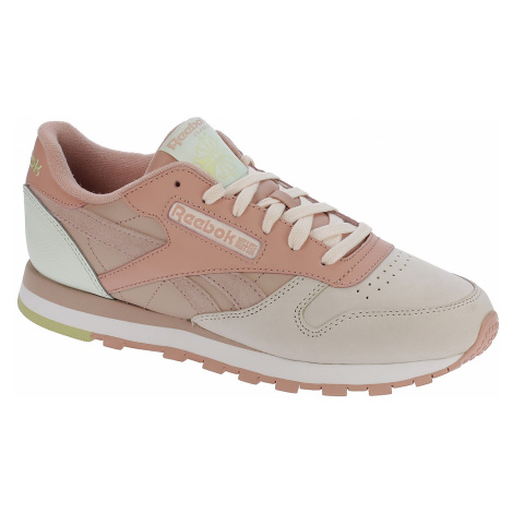 shoes Reebok Classic Leather PM - Pale Pink/Shell Pink/Chalk Pink/Opal
