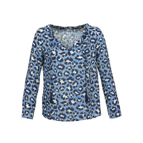Betty London DIDO women's Blouse in Blue