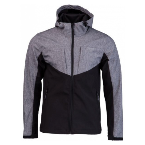 Willard BRADLY grey - Men's softshell jacket