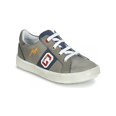 GBB URSUL boys's Children's Shoes (Trainers) in Grey