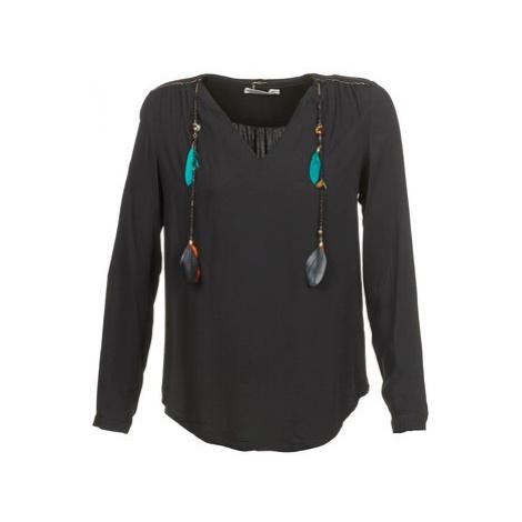 See U Soon CABRAVO women's Blouse in Black
