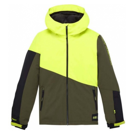 O'Neill PB MAGNATITE JACKET green - Boys' snowboard/ski jacket
