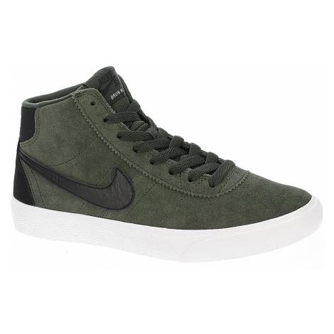 shoes Nike SB Bruin HI - Sequoia/Black/Summit White