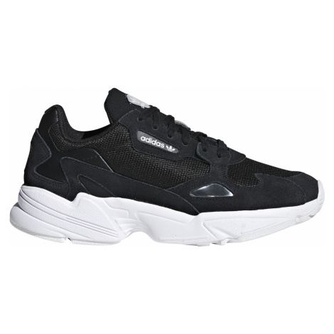 adidas Originals Falcon Sneakers Black White