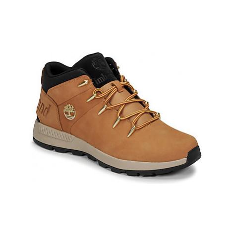 Timberland EURO SPRINT TREKKER men's Mid Boots in Brown