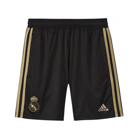 Real Madrid Training Short - Black - Kids Adidas