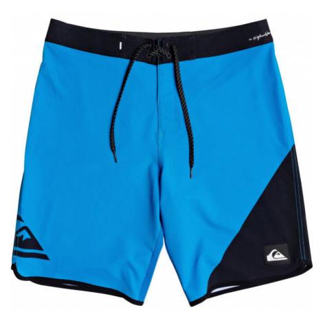Quiksilver HIGHLINE NEW WAVE 20 blue - Men's swim shorts