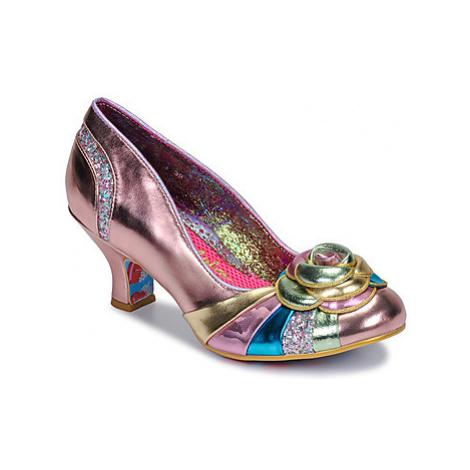 Irregular Choice STUPENDA women's Court Shoes in Pink
