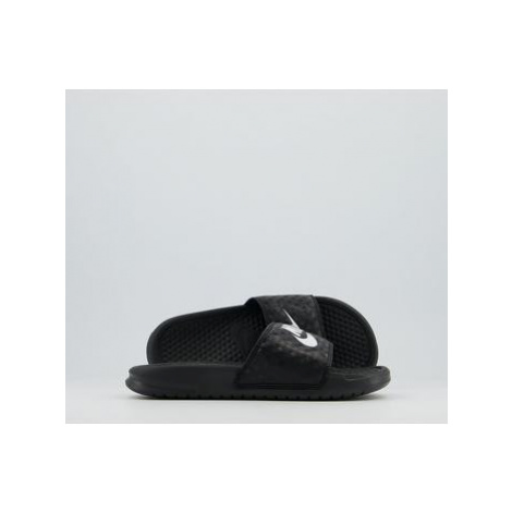 Nike Wmns Benassi BLACK WHITE