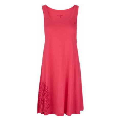Loap ASTRIS pink - Women's sports dress