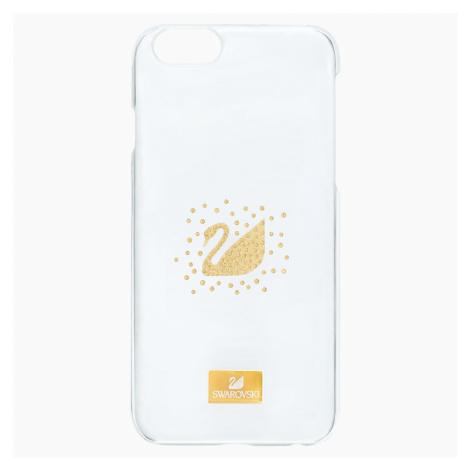 Swan Golden Smartphone Case, iPhone® SE Swarovski