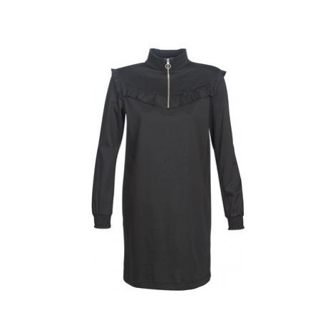 Maison Scotch TRUNS women's Dress in Black Scotch & Soda