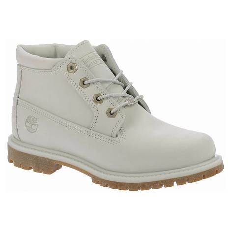 shoes Timberland Nellie Chukka Double Waterproof - A1NDK/Light Blue Nubuck