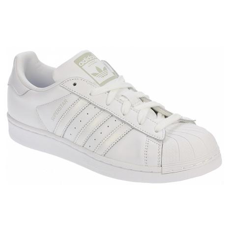 shoes adidas Originals Superstar - White/White/Gray One