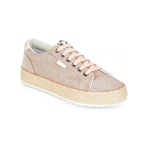 MTNG - women's Shoes (Trainers) in Beige