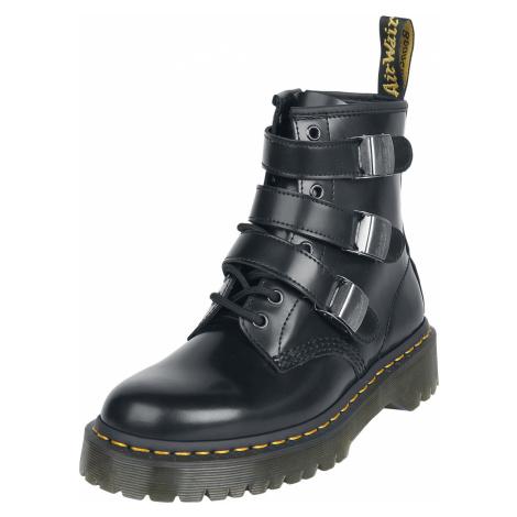 Dr. Martens - Fenimore Polished Smooth - Boots - black Dr Martens