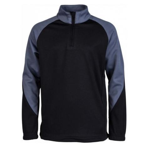 Kensis TONNES JR black - Boys' sweatshirt