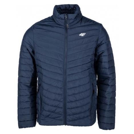 4F MEN´S JACKET dark blue - Men's jacket