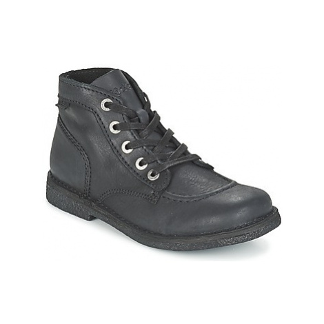 Kickers LEGENDIKNEW women's Mid Boots in Black