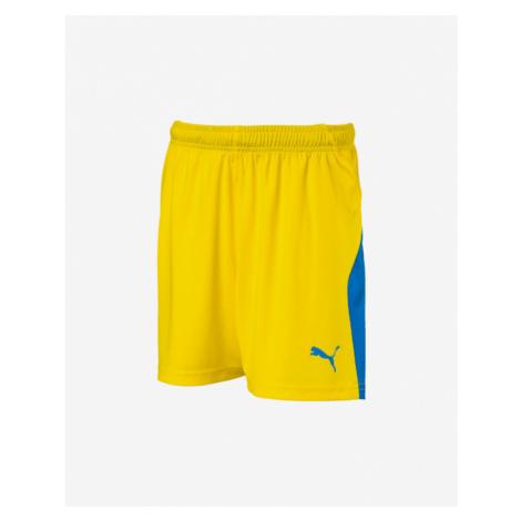 Puma Liga Kids shorts Yellow