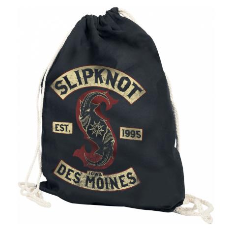 Slipknot Patched Up Gym Bag black
