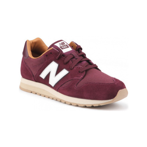 New Balance Lifestyle shoes U520BE men's Shoes (Trainers) in Red