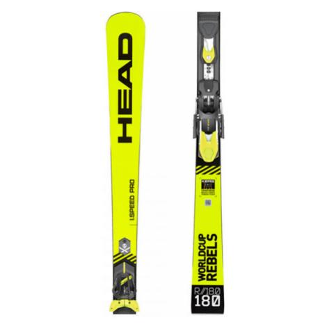 Head WC REBELS I.SPEED PRO SW + FF EVO 11 - Ski set