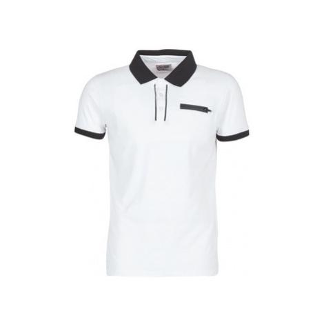 Yurban IMARTINGO men's Polo shirt in White