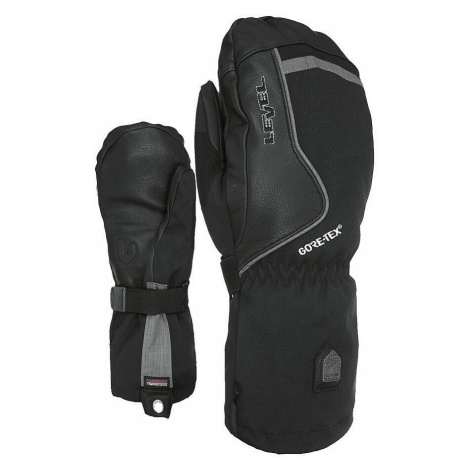 glove Level Heli Mitt Gore-Tex - Black - men´s