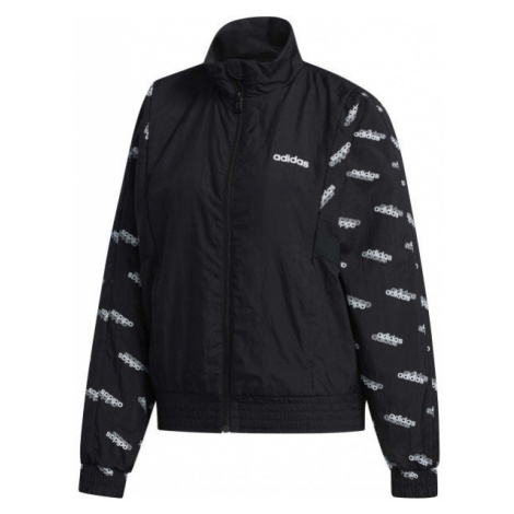 adidas W FAV TT WV black - Women's jacket